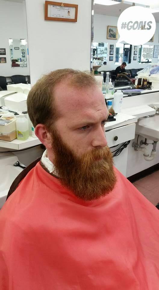 276 best images about a barber shop on pinterest beard. Black Bedroom Furniture Sets. Home Design Ideas