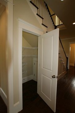 In-town Craftsman Style Home - craftsman - Staircase - Atlanta - Copperleaf Partners LLC / Copperleaf Residential