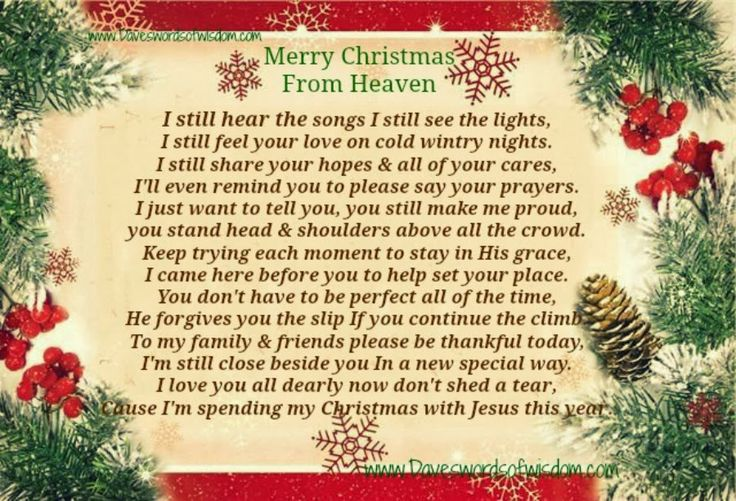 25+ Best Ideas About Merry Christmas From Heaven On
