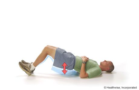 12 Best Images About Post Meniscus Tear Surgery Excercise