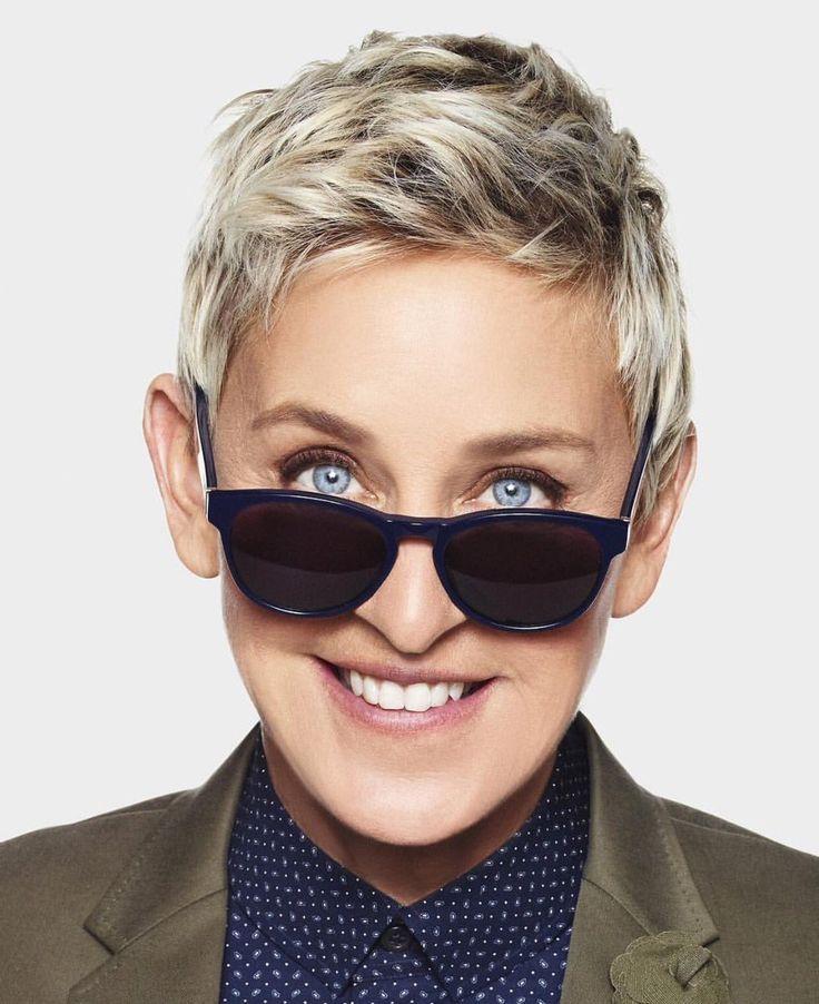 Ellen DeGeneres on                                                                                                                                                                                 More