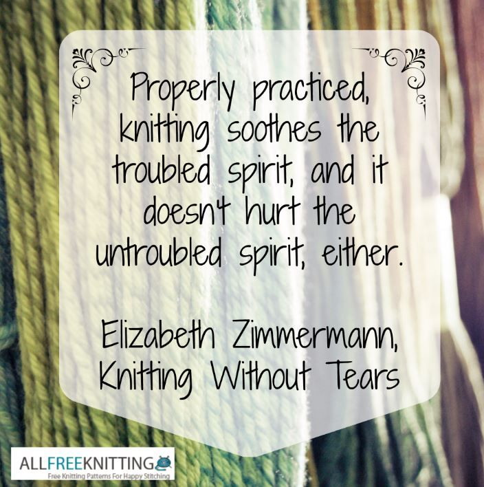 140 Best Elizabeth Zimmerman Images On Pinterest Knitting Stitches