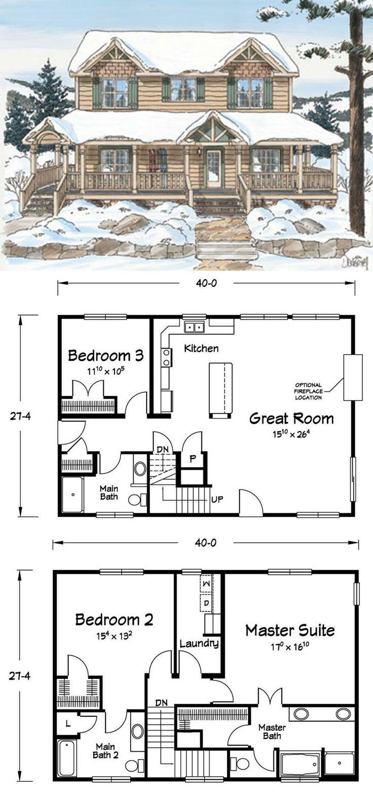 34 best popular plans images on pinterest house floor plans