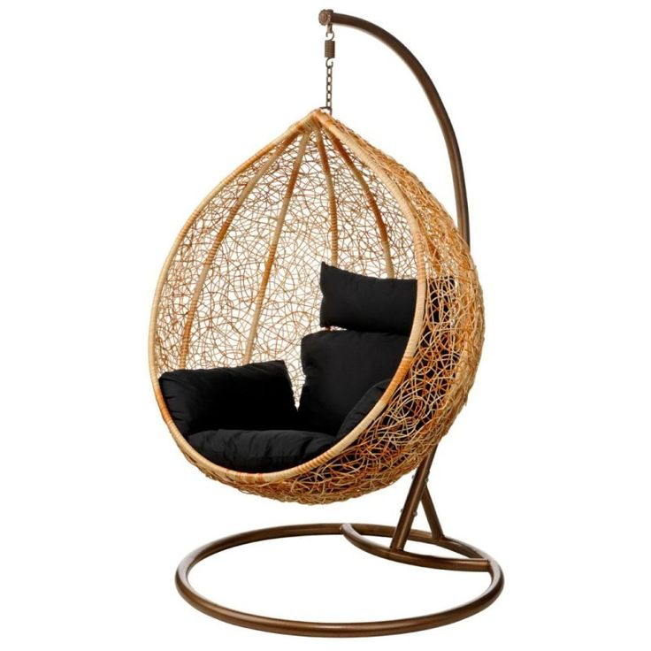 1000 ideas about hanging chair stand on pinterest - Hanging hammock chair for bedroom ...