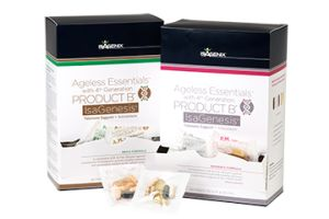 New Ageless Essentials™ with Product B® IsaGenesis® Antioxidants plus Telomere Support