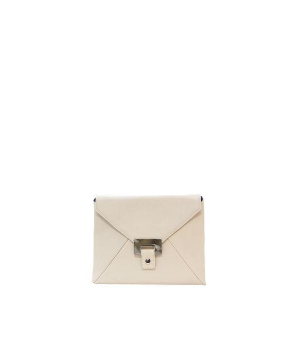 Fredrika Ipad Envelope White SS15   Lumi Accessories  www.shoplumi.com
