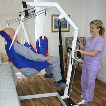 Patient Ceiling, Mobile, Sling, Lifts, and Hoists - Vancare, Inc.