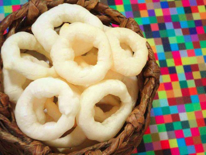 Biscoitinhos de Polvilho (sem glúten, sem leite, sem ovo, sem soja) – Menu Bacana