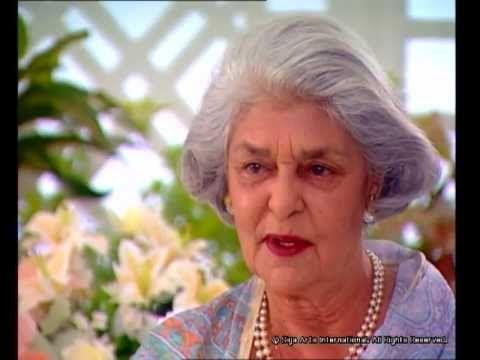 Rendezvous with Simi Garewal Maharani Gayatri Devi