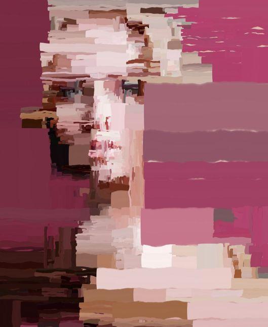 iheartmyart: Sergio Albiac, Divided Sentiments 5, 2011, generative digital image