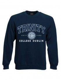 Trinity Crew Neck Sweat Navy