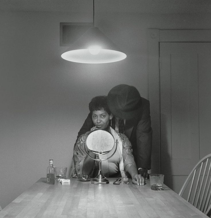 Revisiting Carrie Mae Weems's Indelible Series — Almost Three Decades Later - The New York Times