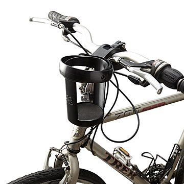 Upright Bike Cup Holder