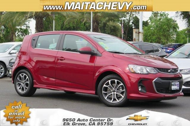 Test Drive This 2018 Chevrolet Sonic At Maita Chevrolet
