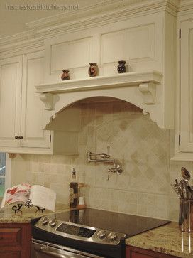 Decorative Arched Range Hood Image | Decorative Hood Design Ideas,  Pictures, Remodel, And Part 84