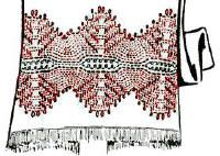 How to for Swedish Weaving (aka Huck Embroidery). I haven't done this since I was a teenager. My grandmother taught me how.