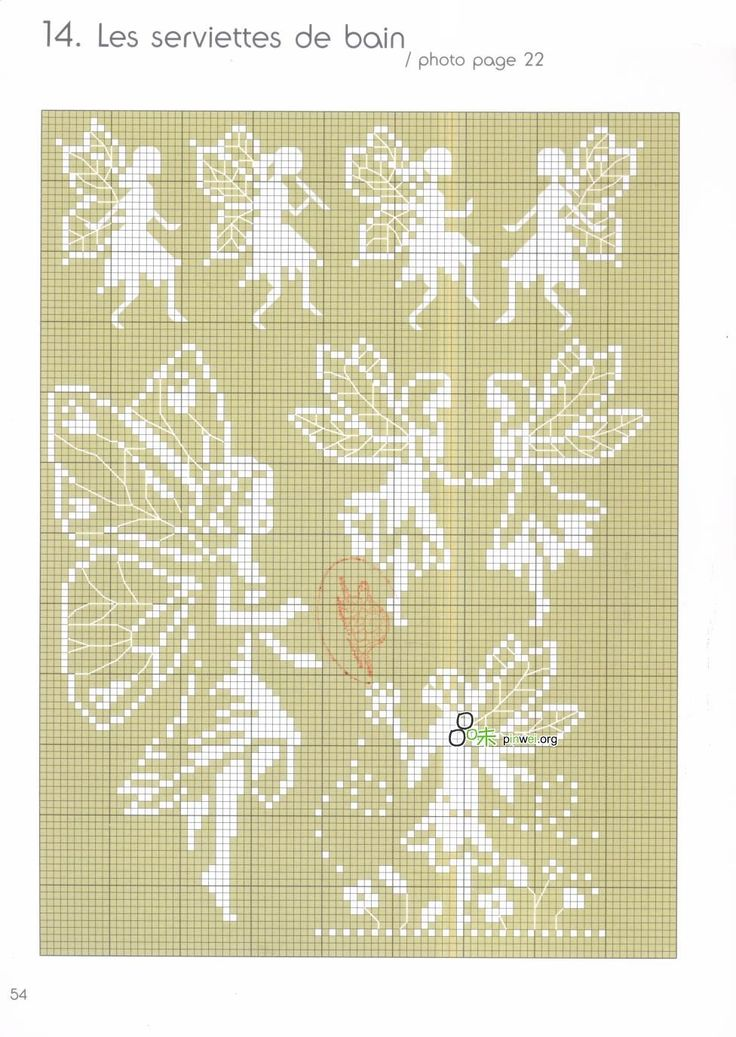 fairy cross-stitch patterns