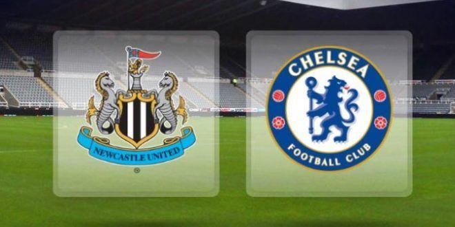 Chelsea Vs Newcastle United Newcastle United Chelsea English League