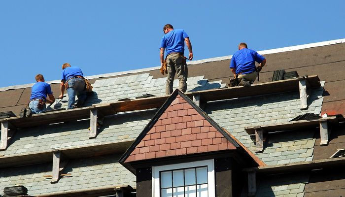 What Do Roofing Contractors Do Roofing Contractors Roof Repair Cool Roof