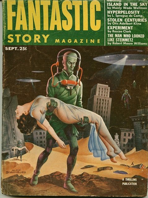 Fantastic Story Magazine 1950 Pulp Comic Books: 17 Best Images About Pose 2 On Pinterest