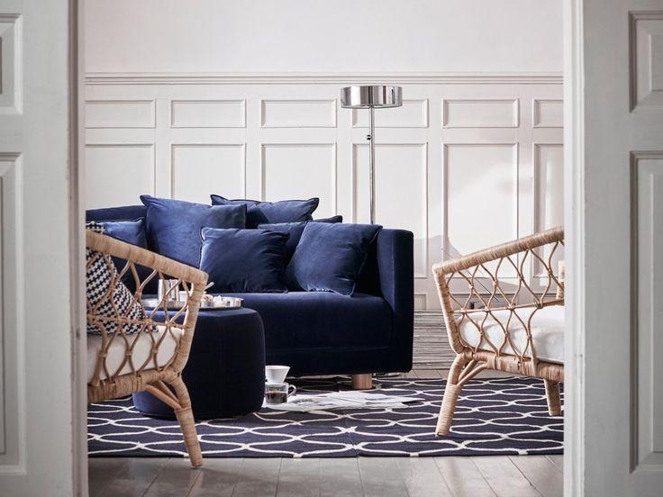 Sessel, Sofa, Teppich und vieles mehr - wir haben die fünf schönsten Teile der IKEA Stockholm 2017 Kollektion