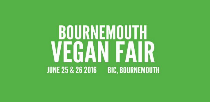 The Bournemouth Vegan Fair will return in 2016 bigger and better than ever before! Join Dorset Vegans for two days of indulgence, inspiration and information on 25 and 26 June 2016. With over 90 diverse stalls full of tempting treats, a wide range of talks, and plenty of delicious food, they'll have everything you need for a fantastic day out. Everyone's welcome!