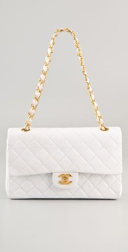 PERFECTION! Vintage Chanel Large Quilted Bag