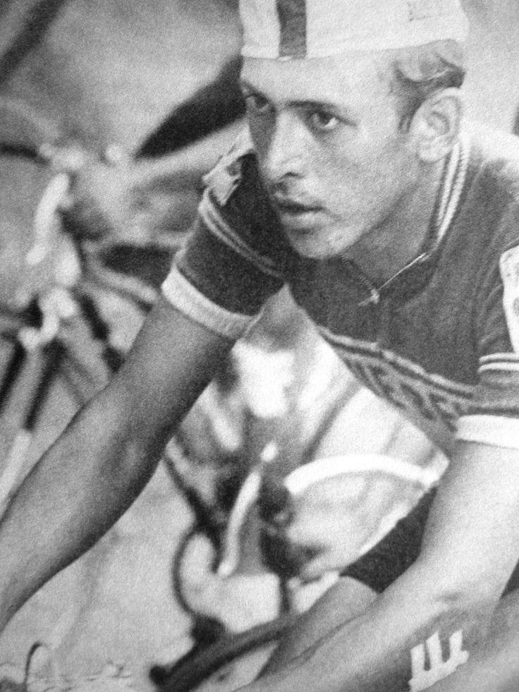 Cochise en la Vuelta a Colombia de 1962