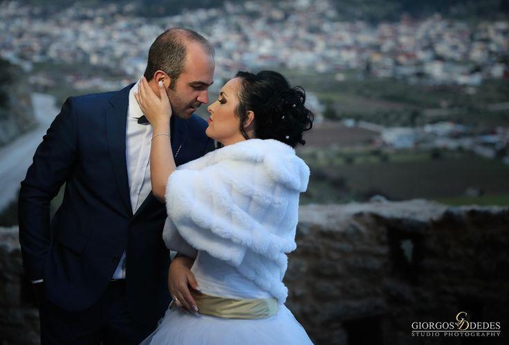 Φωτογράφηση γάμου στη Νεμέα