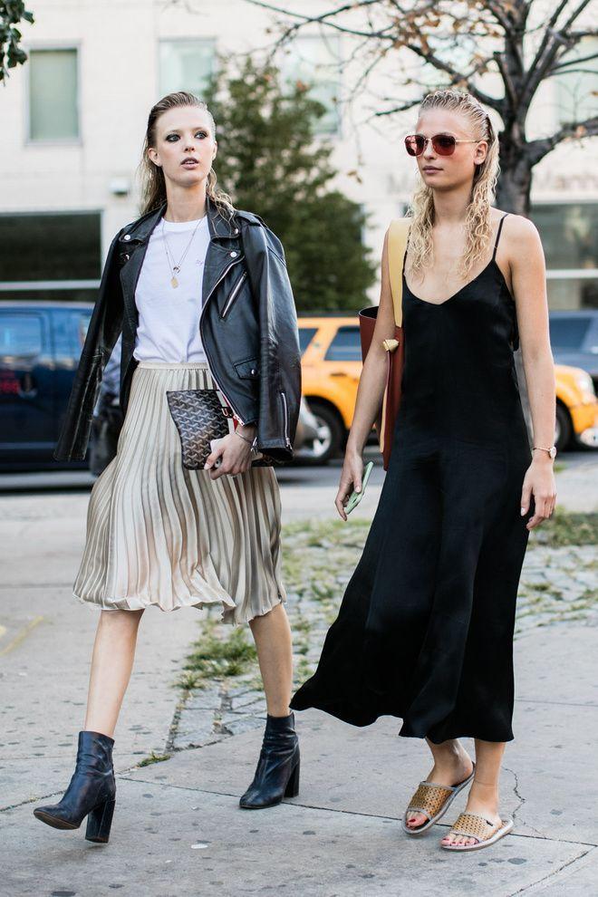 nice PE2017 new york street style fashion week spring summer 2017 125...