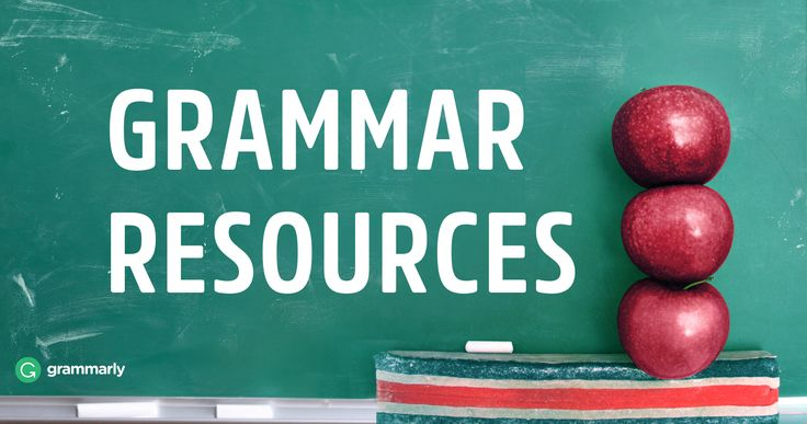 How do teachers motivate students to embrace good grammar 365 days of the year and not just on World Teachers' Day? These ten grammar resources…