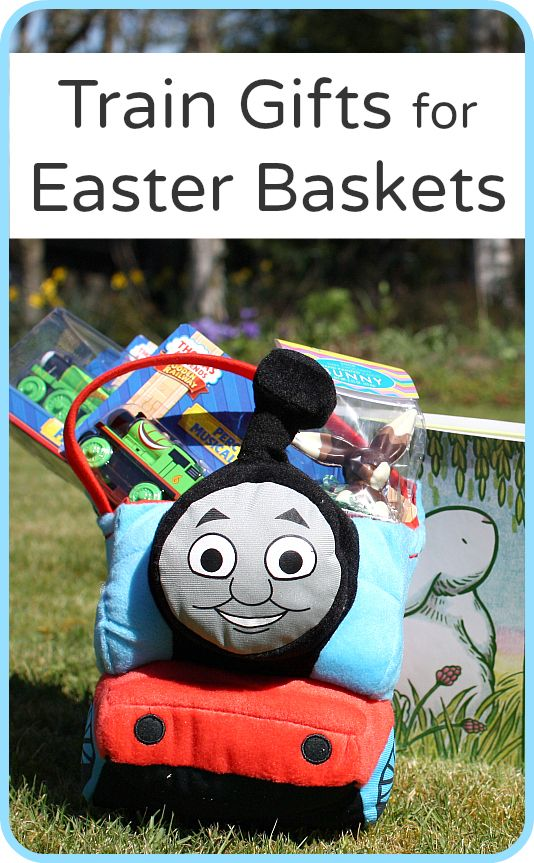 75 best train gifts for kids images on pinterest wooden train a great list of train gifts for easter baskets negle Choice Image