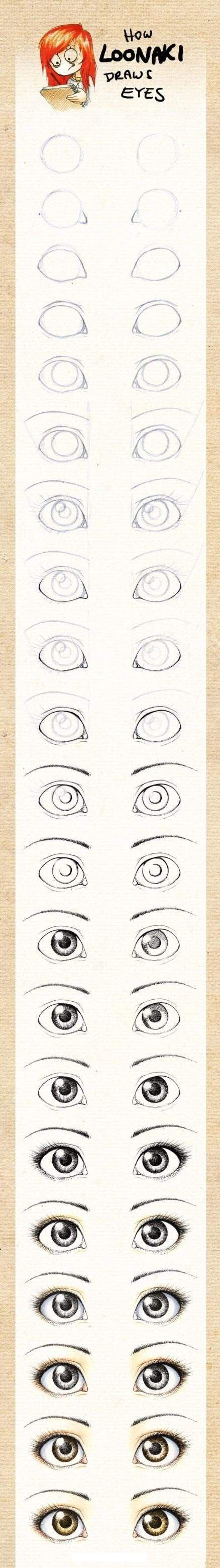 How to draw eyes www.SeedingAbundance.com http://www.marjanb.myShaklee.com