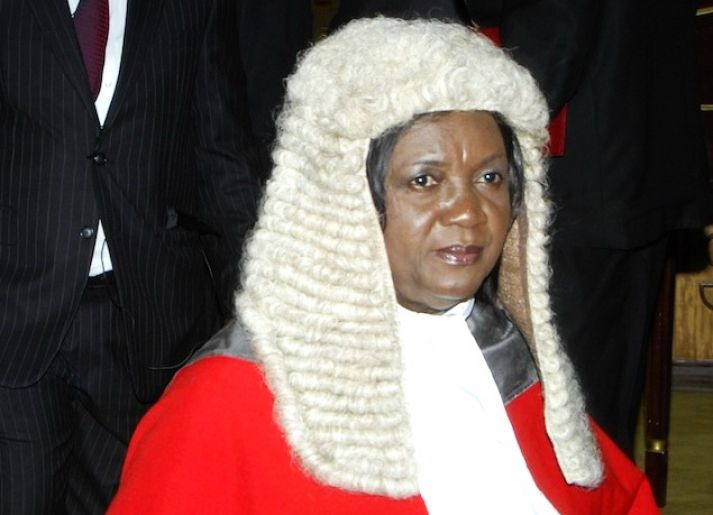 Chief Justice Georgina Theodora Wood