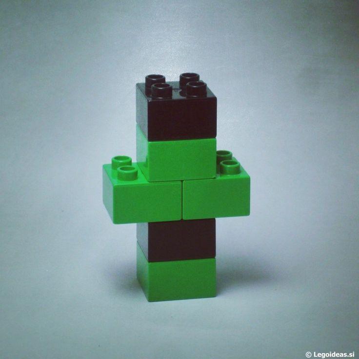 Simple Lego Duplo Superheroes Hulk Edition Ideas