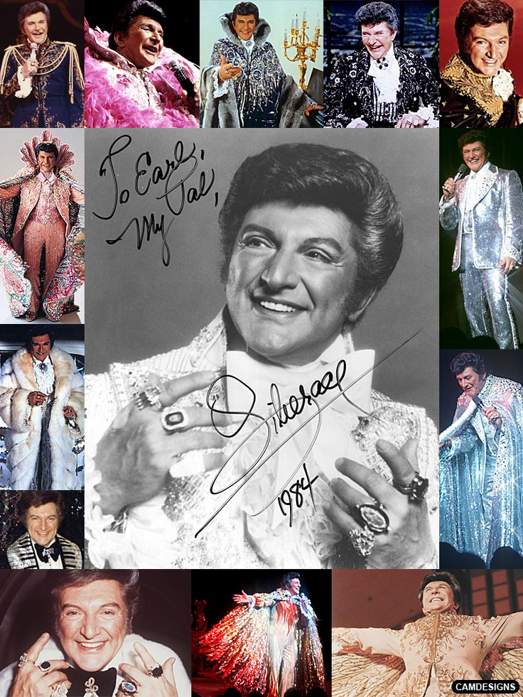 17 Best images about LONG LIVE LIBERACE! on Pinterest | L ...