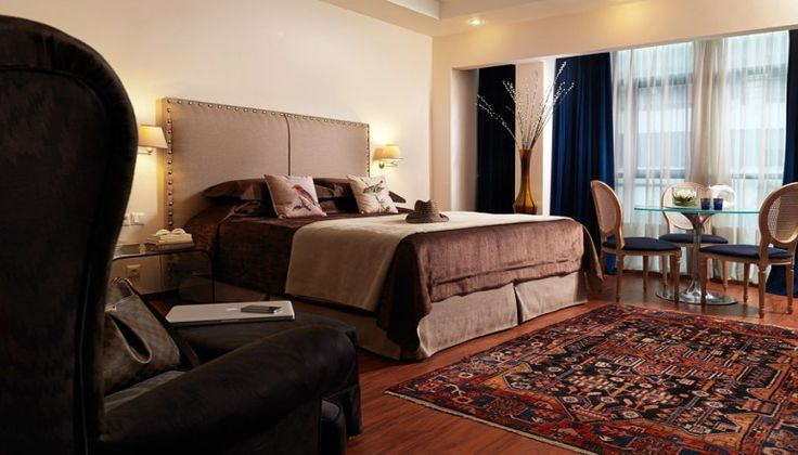4* BEST WESTERN PLUS Embassy Hotel στην Αθήνα μόνο με 75€!