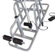 Инверсионный стол тренажер для вытяжки позвоночника с электроприводом DFC XJ-E-03RL купить со скидкой в EXPERT'e