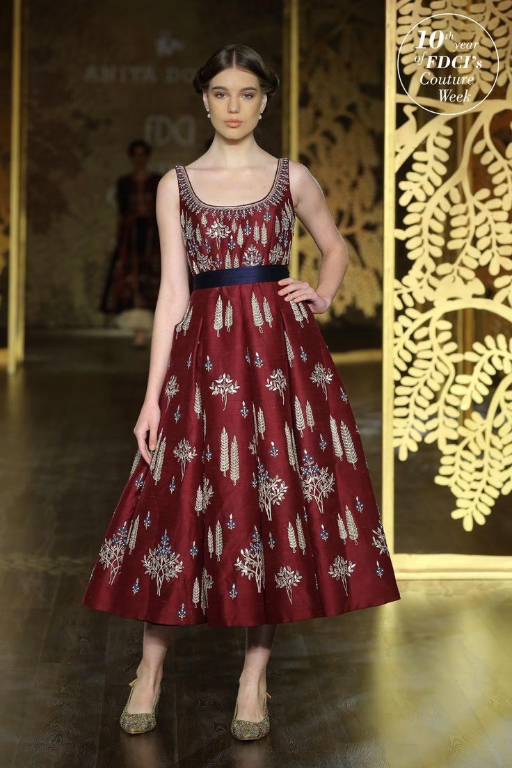 #ICW2017 #AnitaDongre #CoutureWeek #ADecadeofCouture