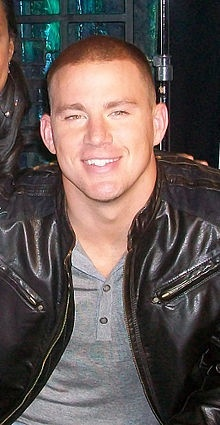 Channing Matthew Tatum (born April 26, 1980) is an American actor and film producer.[1] He began his career as a fashion model and appearing in television commercials for Pepsi and Mountain Dew before turning to film roles. He made his feature film debut in the sports drama, Coach Carter (2005), and had a supporting role in She's the Man (2006), before landing a leading role in Step Up (2006). He has also appeared in Fighting (2009), Public Enemies (2009), G.I. Joe: The Rise of Cobra (2009)…