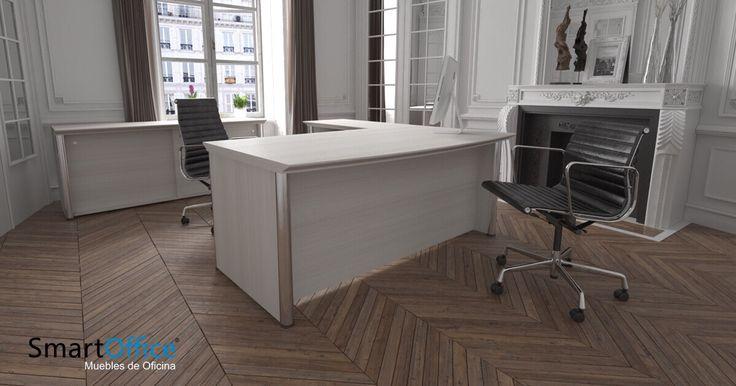 ▪️Escritorio Select ▪️Diseño imponente. Ideal para personas que desempeñan cargos de alta dirección __________________ #diseño #mueble #art