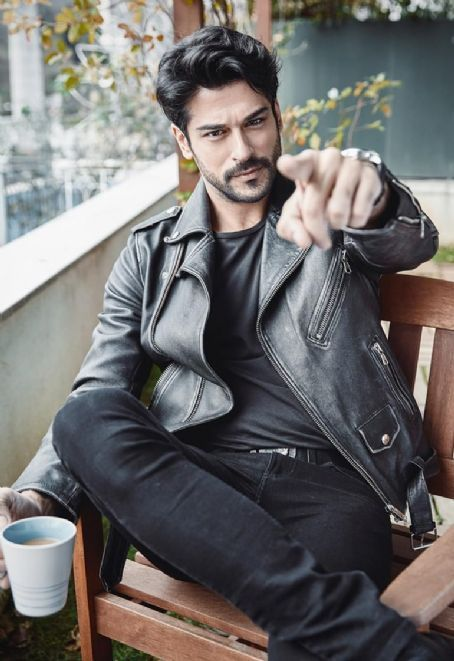 Burak Özçivit - Hürriyet Newspaper Photo Shoots (January 2016)