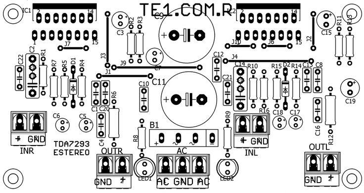 amplificador tda7293 estereo potencia silk 700x371