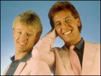 Les Dennis and Dustin Gee
