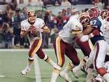 Super Bowl XXVI  Washington Redskins  37  Buffalo Bills  24  Jan. 26, 1992  Metrodome  Minneapolis, Minnesota  MVP: Mark Rypien, QB, Washington