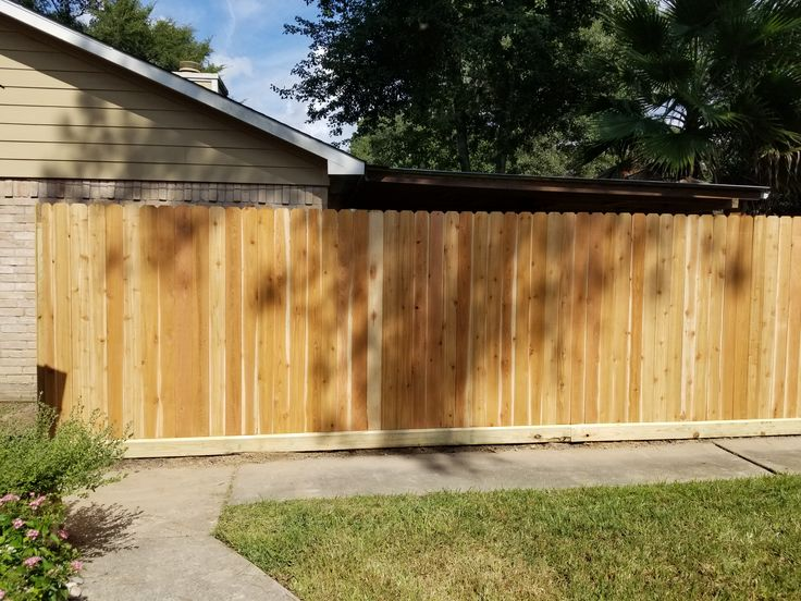 4 Foot Wood Fence Ideas