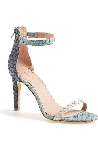 Joie 'Abbott' Ankle Strap Sandal (Women) available at #Nordstrom