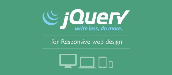 デザインをレスポンシブに対応させる時に役立つjQuery・プラグイン6(サンプルあり) | Design Color