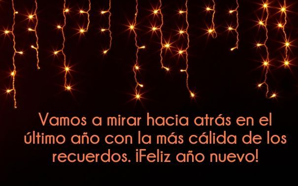 Happy New Year 2018 Quotes :    QUOTATION – Image :    Quotes Of the day  – Description  happy-new-year-wishes-in-spanish  Sharing is Power  – Don't forget to share this quote !    https://hallofquotes.com/2018/01/26/happy-new-year-2018-quotes-happy-new-year-wishes-in-spanish/
