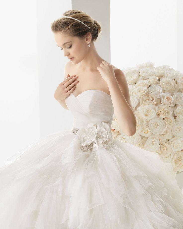 Rosa Clara Gown